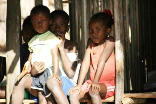 Malagsy children