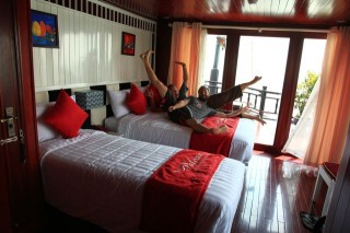 Suite on the Paloma
