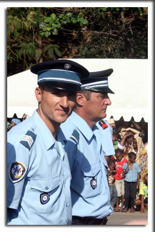 My man in uniform