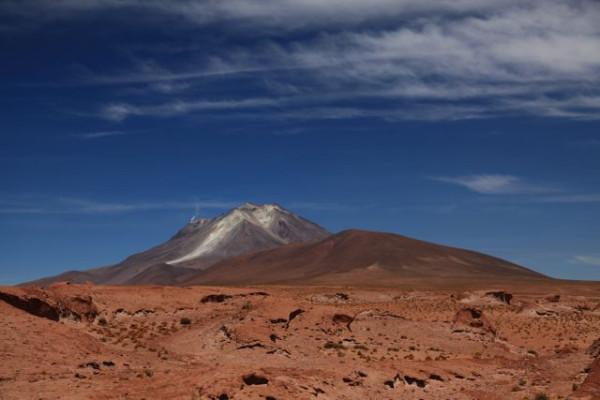 volcano, Bolivia