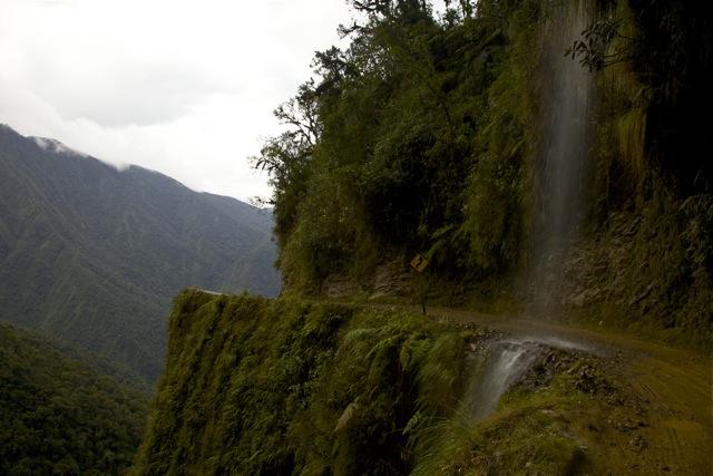 path - bolivia