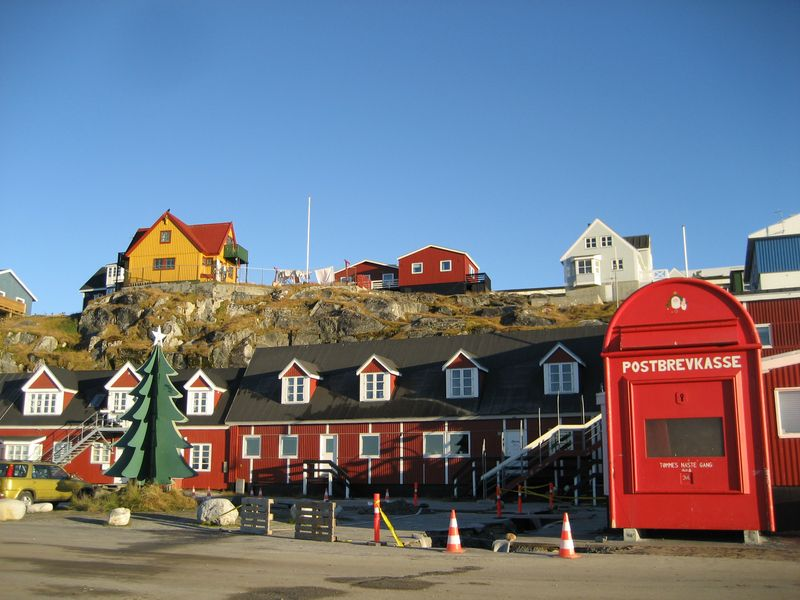 Nuuk_Tourist_office