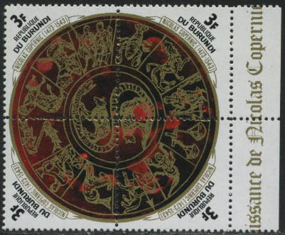 Burundi zodiac