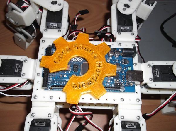Робот гексапод