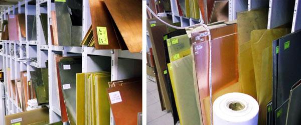 Где купить листовой металл, текстолит, фторопласт