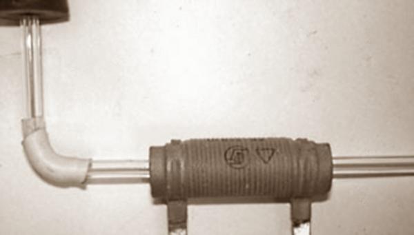 Резистор как нагреватель