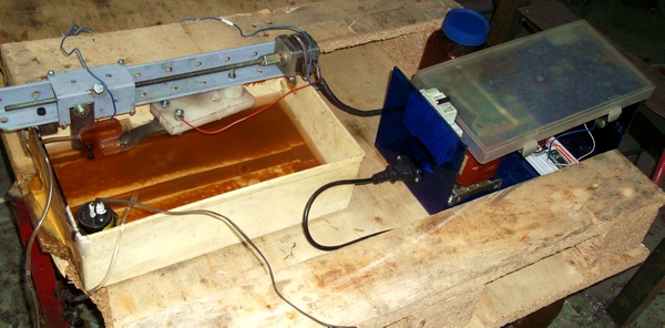 Электрохимическая обработка металлов своими руками