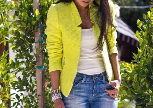 фото лимонный цвет: