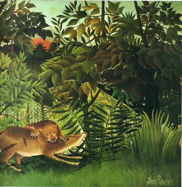 a-lion-devouring-its-prey-1905