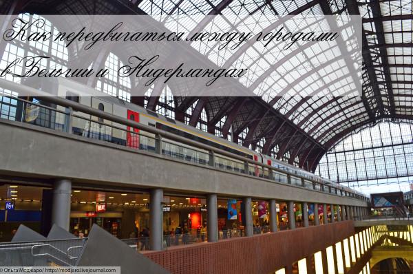 Голландия Бельгия поезд