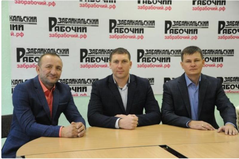 """Фото с сайта газеты """"Забайкальский Рабочий"""""""