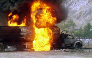 США нанесли ракетный удар по Сомали