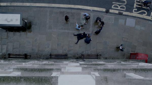 фото упавших людей с большой высоты