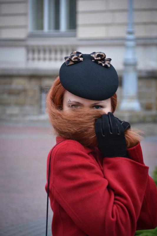 Красное пальто, как лекарство от хандры 1