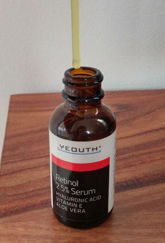 Yeouth Retinol, 2.5% Serum