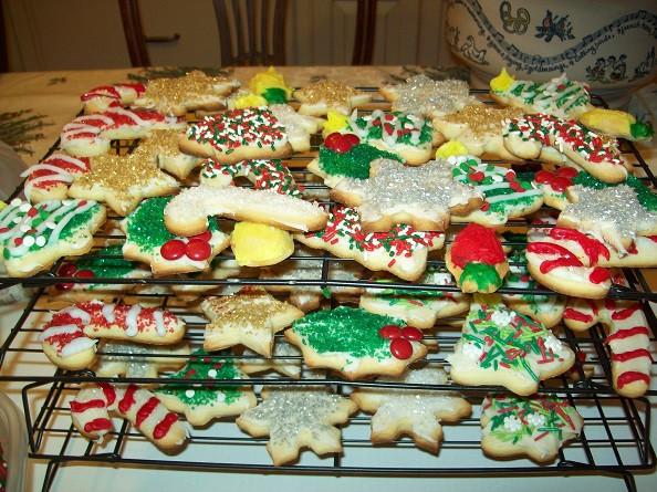 xmas cookies 2014 c