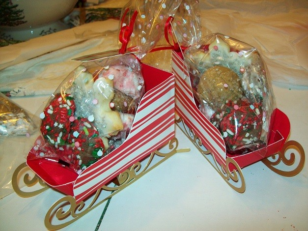 cookie sleighs