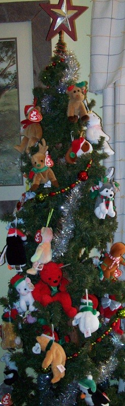 beanie tree 2014
