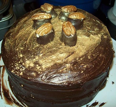 xmas cake 2014 a