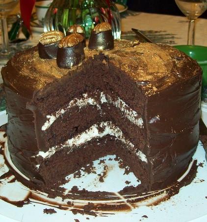 xmas cake 2014 b