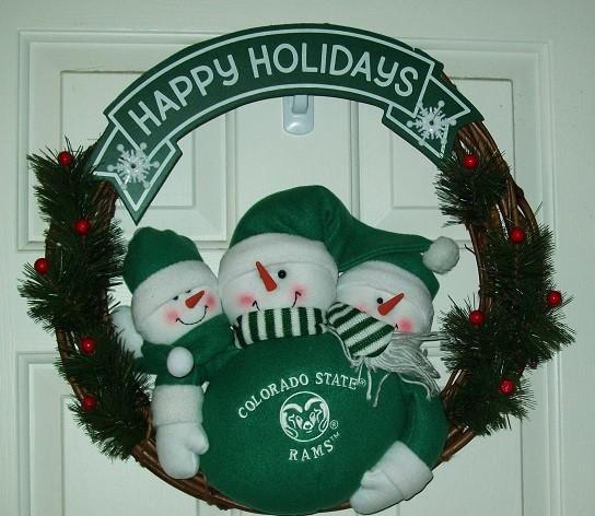 csu wreath