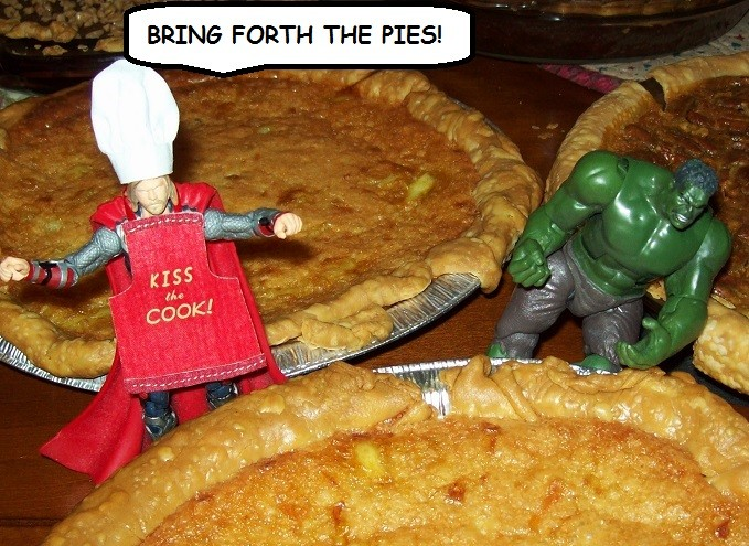 bring forth the pies 2