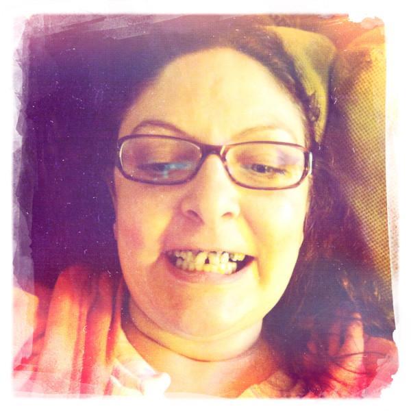 Sharing My Teeth