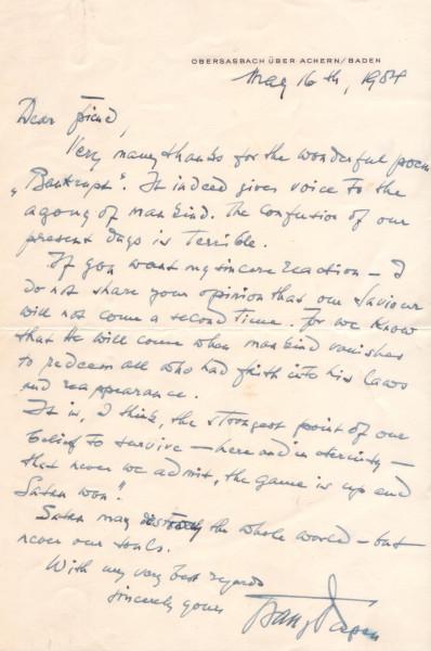 Papen-Letter