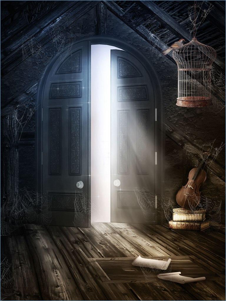 картинки ночь открытых дверей семейная пара, менее
