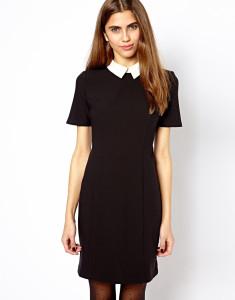 Платье С Воротником Купить