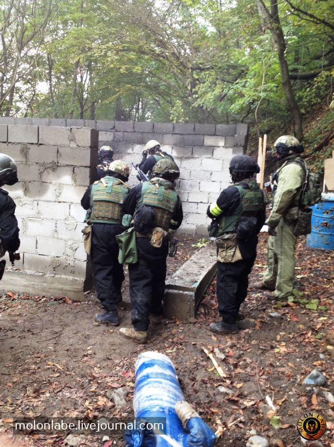 380888_original Тактические тренировки спецназа Антитеррор