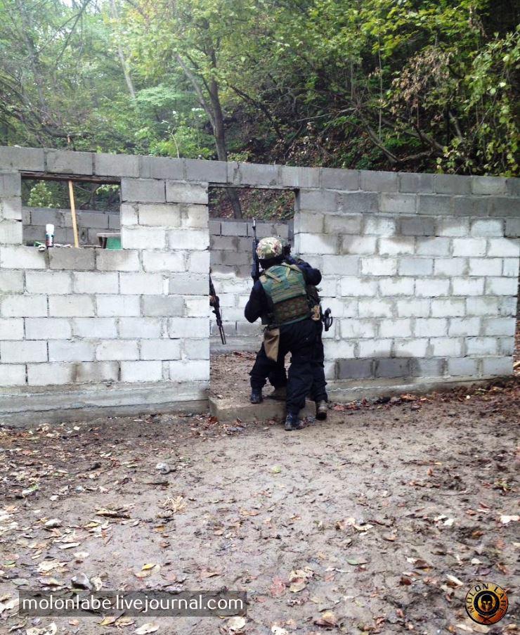 381207_original Тактические тренировки спецназа Антитеррор