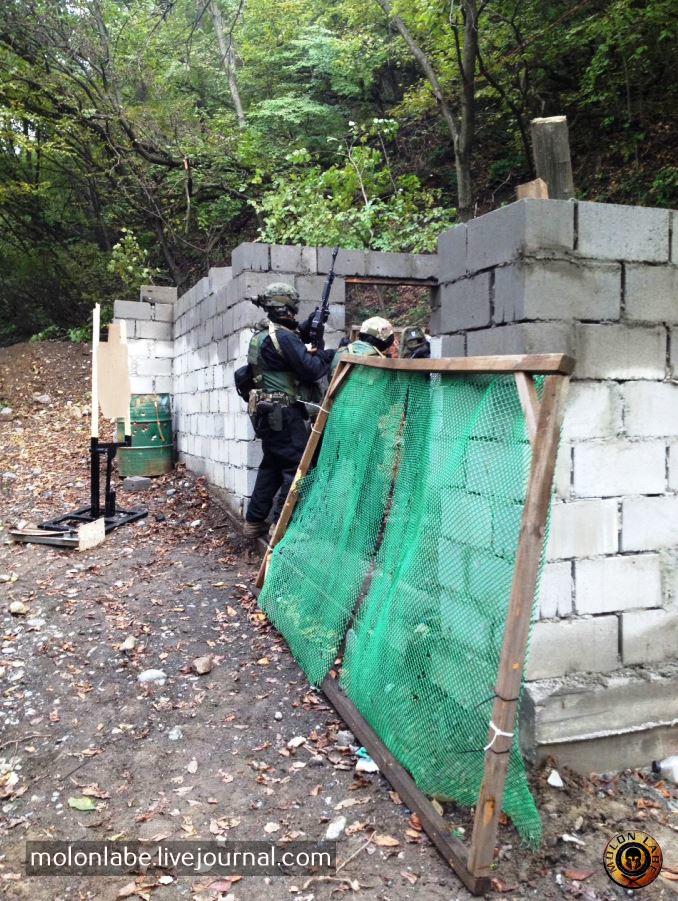 382013_original Тактические тренировки спецназа Антитеррор