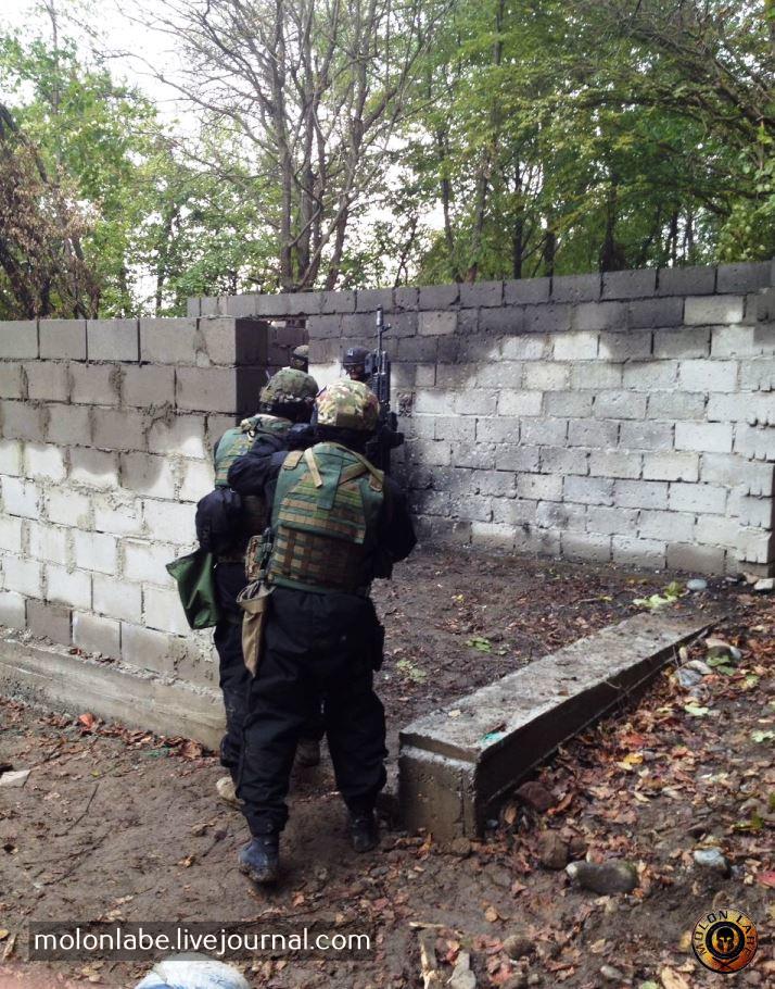 384624_original Тактические тренировки спецназа Антитеррор