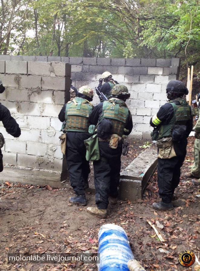 384782_original Тактические тренировки спецназа Антитеррор