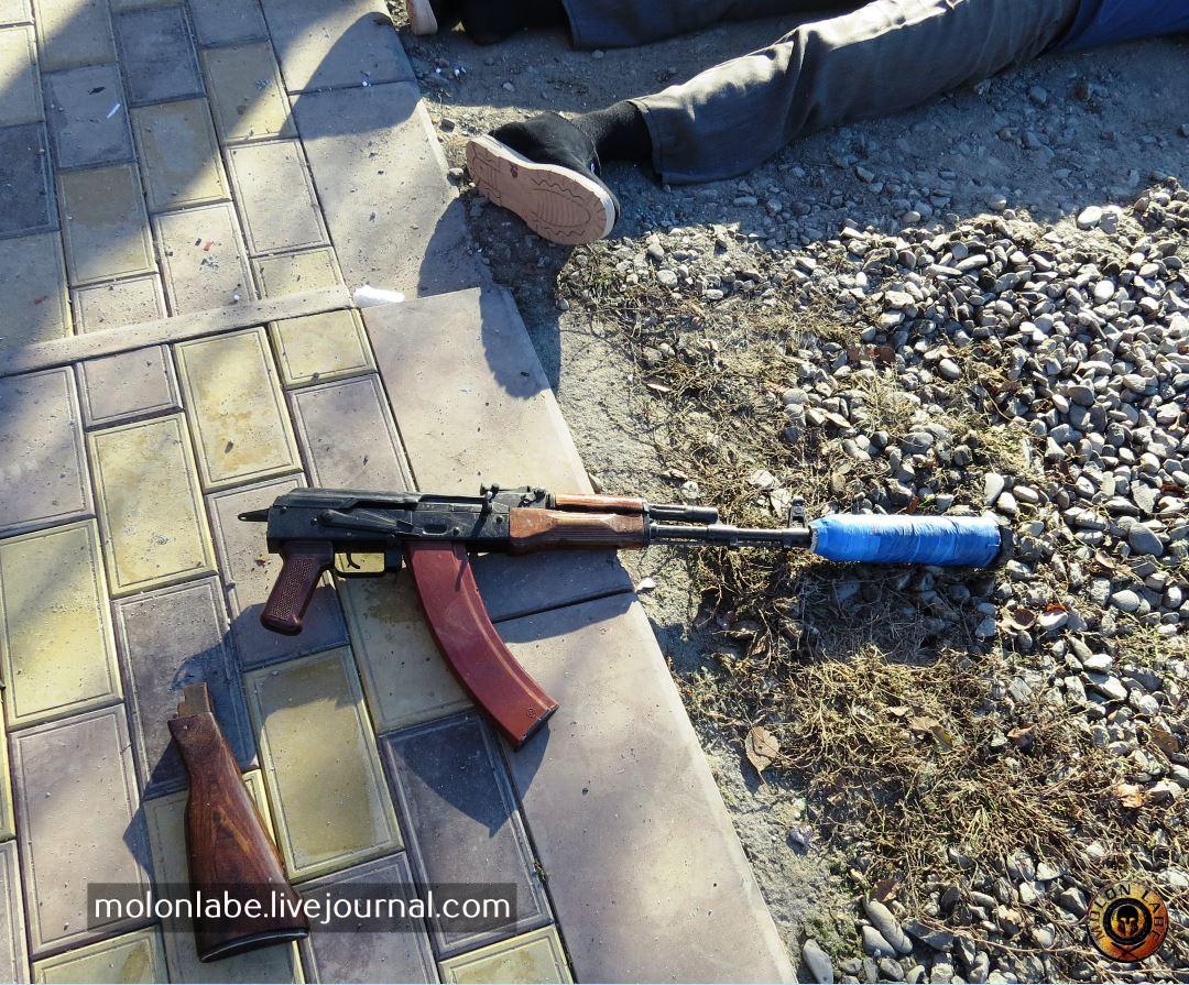 389715_original Сегодня бойцы спецназа ФСБ потеряли двоих Антитеррор / терроризм