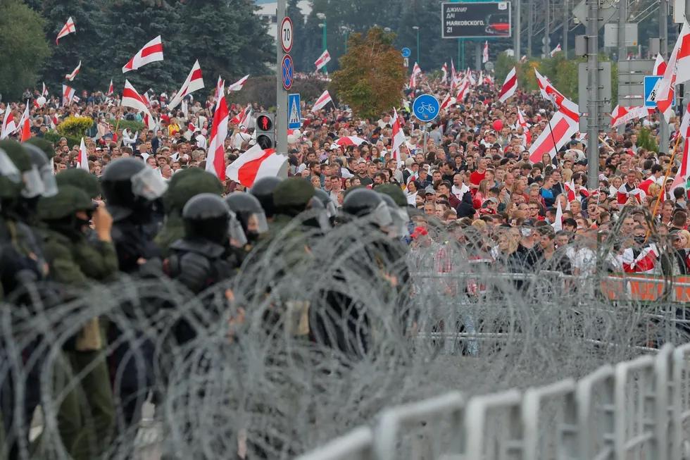 О белорусских силовиках