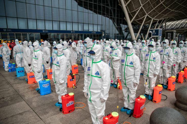 Нелепая борьба с пандемией