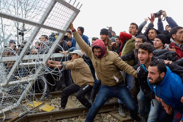 Ошибка Европы