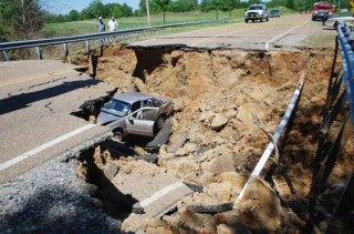 another Sink hole