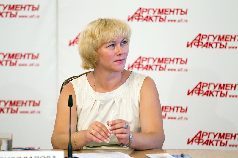 Марина Криволапова