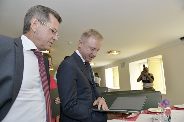 В Астраханском университете преподают этикет