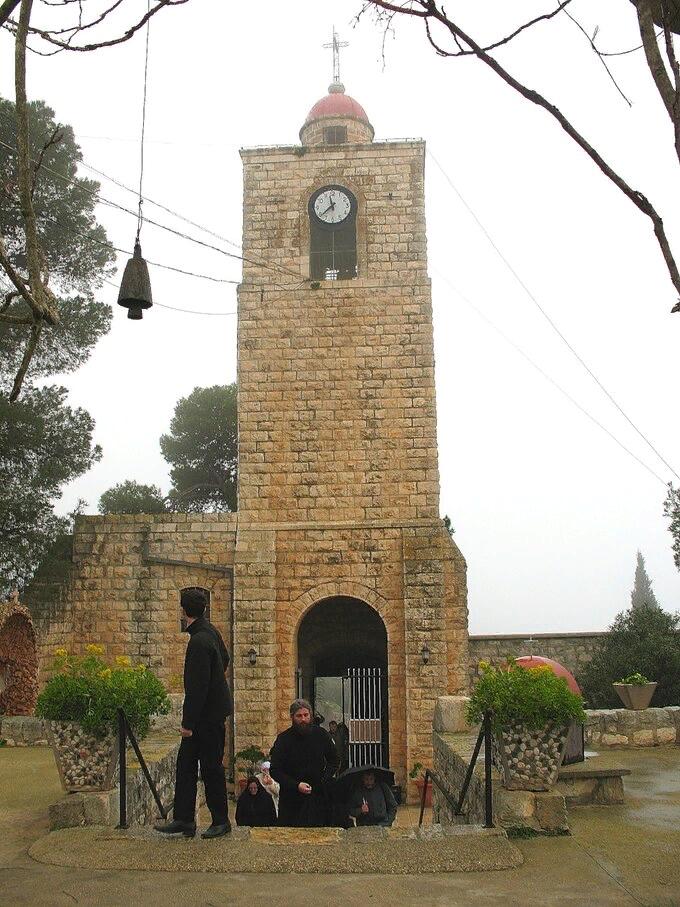Монастырь Преображения Господня на горе Фавор