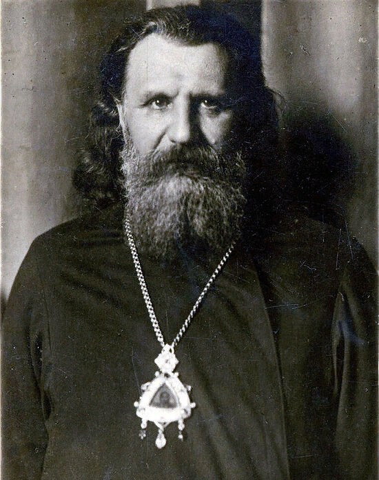 Священномученик Иоанн (Поммер)