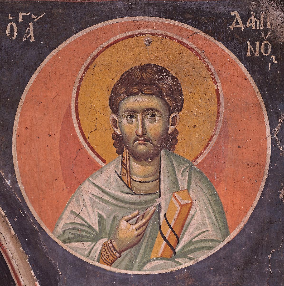 Святой бессребренник и чудотворец Дамиан Римский