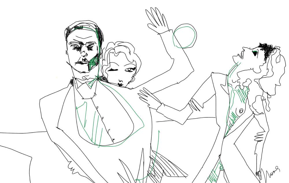 брак с оперным солистом-3000