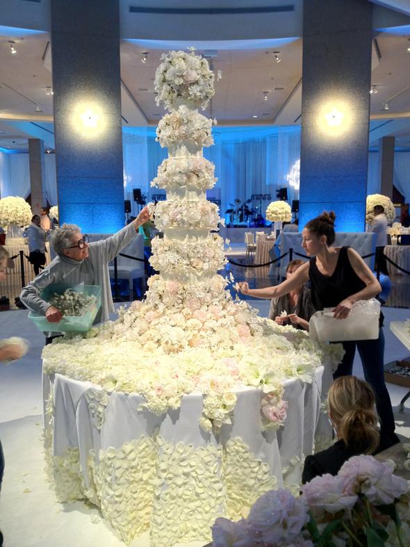 Торты фото свадебные всемирно известного пекаря