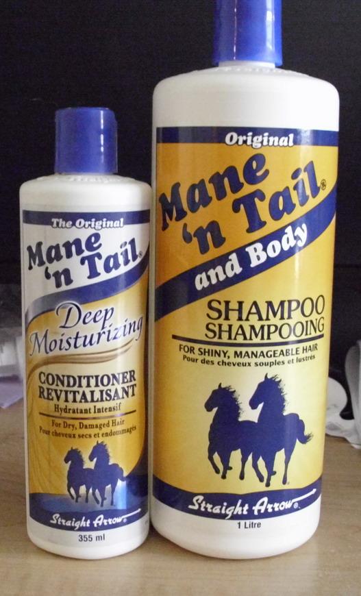 shampoo&conditionere