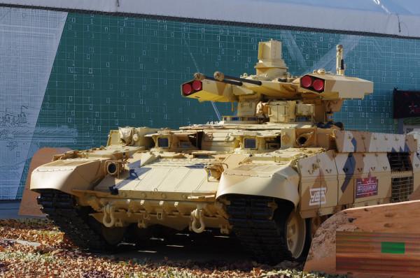 Зачем нужны танки в армяно-азербайджанской войне ?