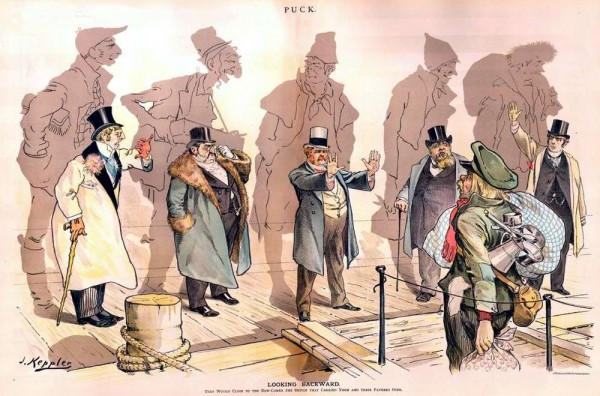 the political and economical changes in america during the 1800s